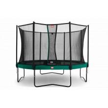 Батут Berg Favorit 380 см + сетка Comfort 380 см + лестница