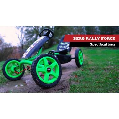 Веломобиль Berg Rally Force