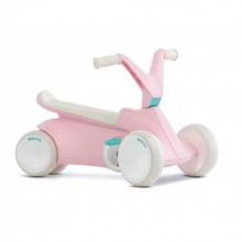 Веломобиль-беговел BERG Go2 (розовый)