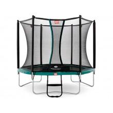 Батут Berg Talent 180 см + сетка Comfort 180 см + лестница